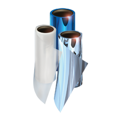 Non peelable foil laminates