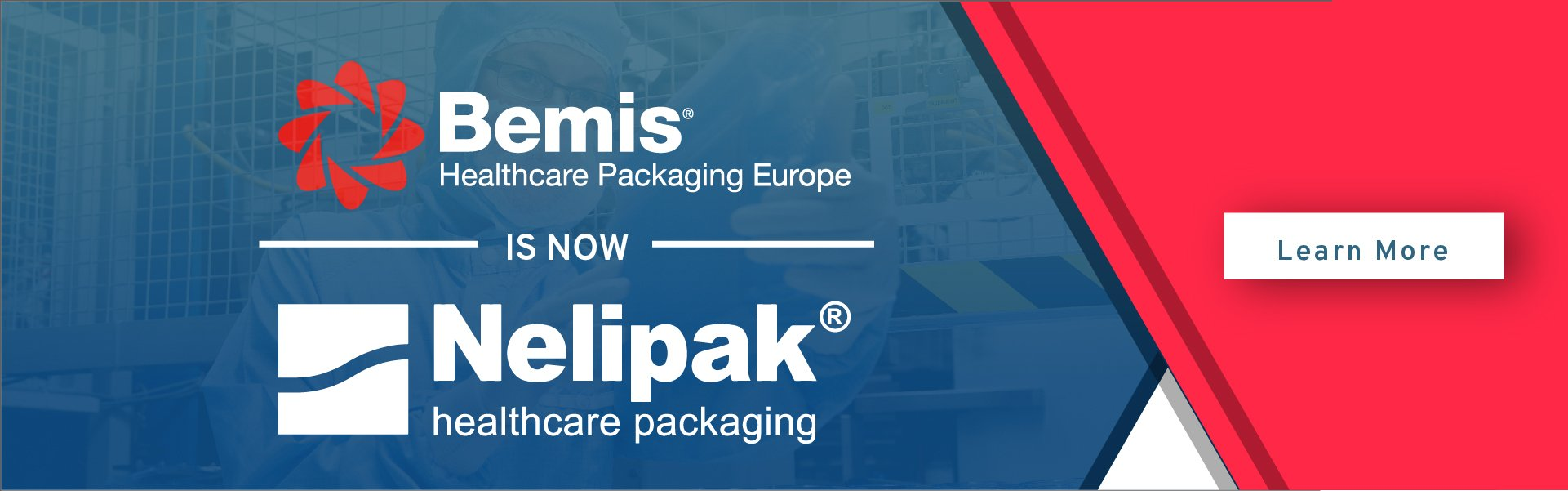 BHP Europe are now becoming Nelipak